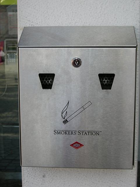 Smokers Station ;-))