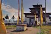 Zangdopelri Temple in Kanglung