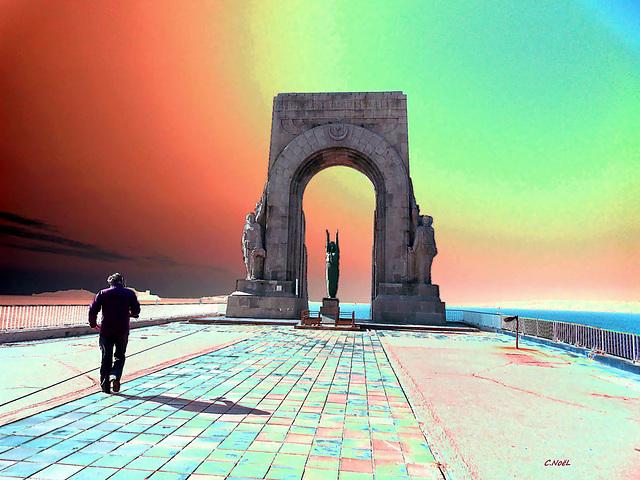 """Monument """"des poilus d'Orient"""", Variation !"""