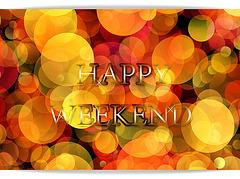 Schönes Wochenende !