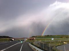 Arco Iris 3 en Puente la Reina