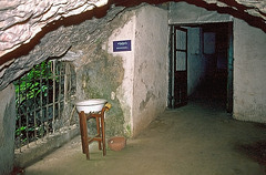 Khaysone Phomvihane's cave