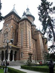 catedrala ortodoxă - Timisoara