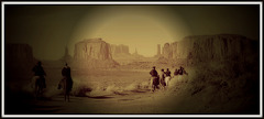 Ghostriders of  Monument Valley