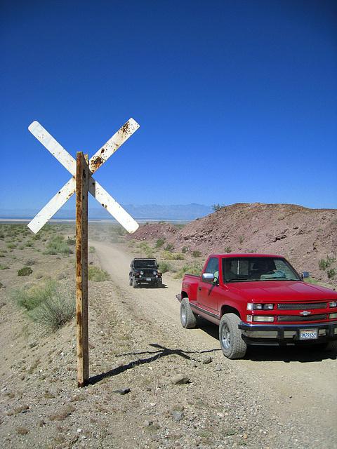 Bradshaw Trail at Eagle Mountain RR (0475)