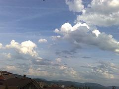 Nubes en Valle de Aranguren 5