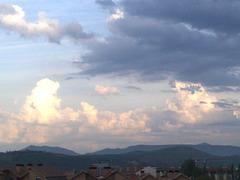 Nubes en Valle de Aranguren 3
