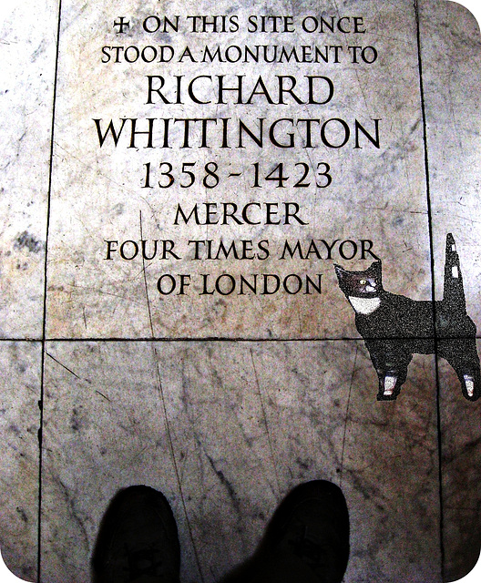 In Whittington's footsteps