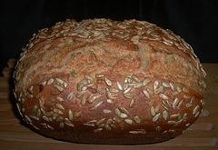 Eight-Grain Honey Sunflower Seed Bread