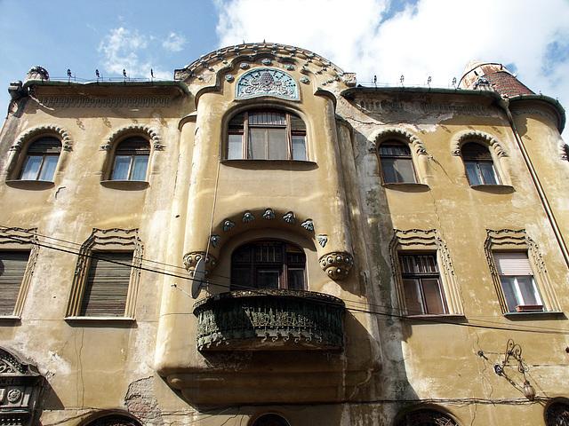 Banca de Scont - Timisoara - detaliu