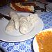 Weißwurst und Brezen