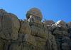 Cliff In Mecca Hills (4164)