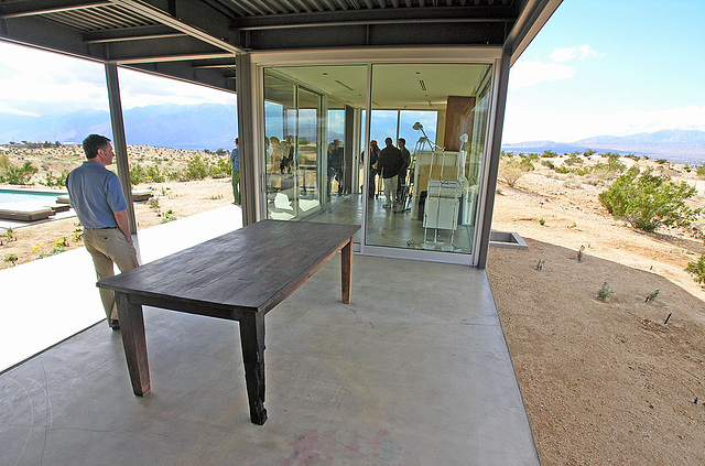 Marmol Radziner Prefab Desert House (3160)