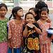 Children in Chau Doc