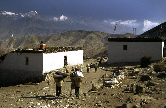 A small village called Shyammochen