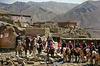 Maoists probagate their election program from door to door