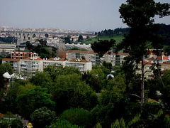 Lisboa, partial view