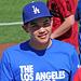 Los Angeles Dodgers Fan (1100)