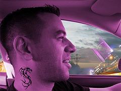 Mk Tattoo Driving