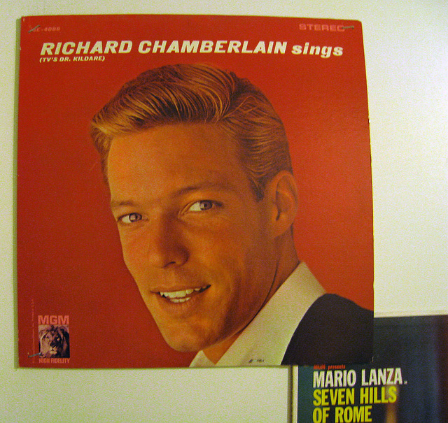 Richard Chamberlain Sings (0674)