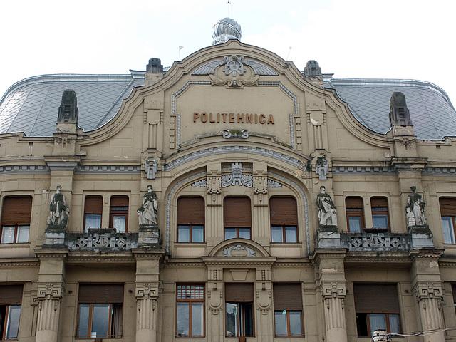 Palatul Lloyd - Timisoara - detaliu