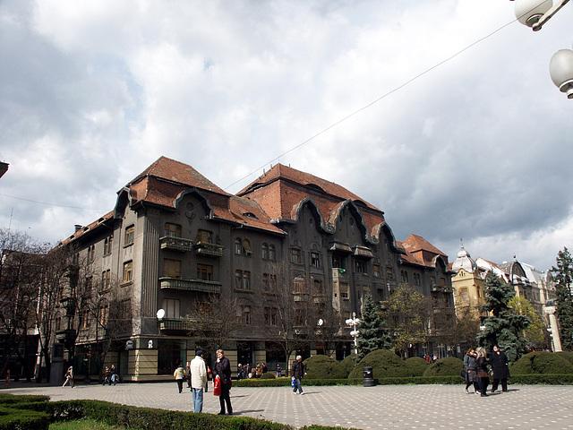Palatul Dauerbach - Timisoara