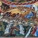 Fresque du Prophète Elie, monastère Rila en Bulgarie