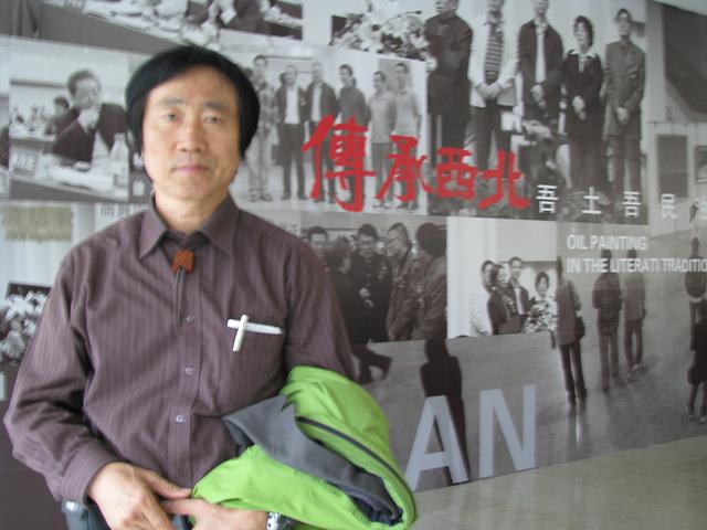 En ekspoziciejo de Hangzhou, Cxinio_2011.11