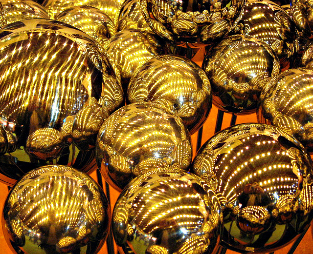 Spheres within spheres