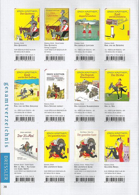 Kaestner und die Weltliteratur