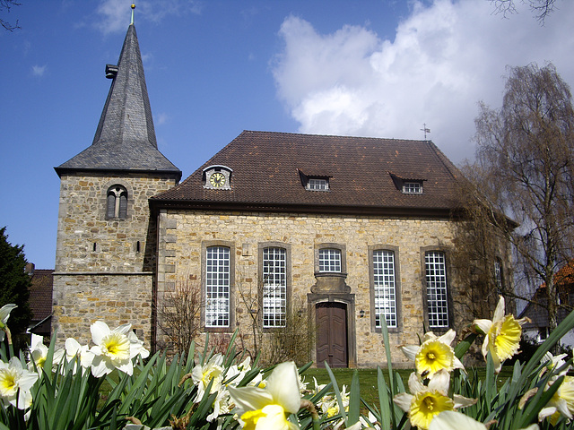 Kirche in Mehle
