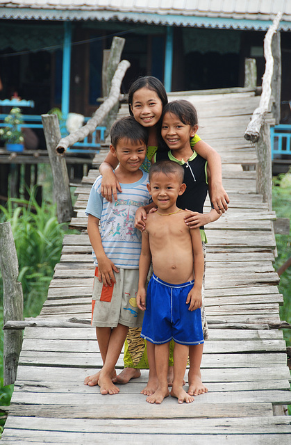 Chau Doc Children