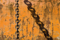 Another chain with shadow