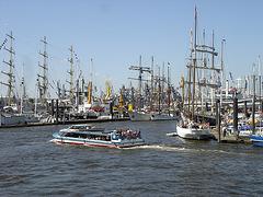 Hamburgs Hafengeburtstag 2008