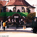 East German Movie Set, Pstrossova, Prague, CZ, 2007
