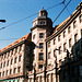 Tower On Building, Jindrisska, Prague, CZ, 2007