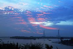 Morning Light - Mekong
