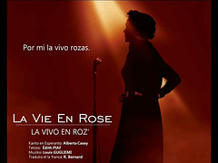 Edith Piaf - LA VIVO EN ROZ'