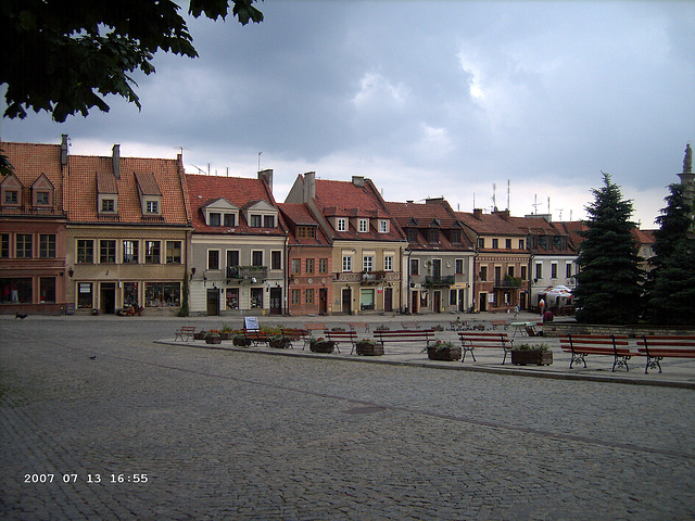 Main Square/Rynek Sandomierz