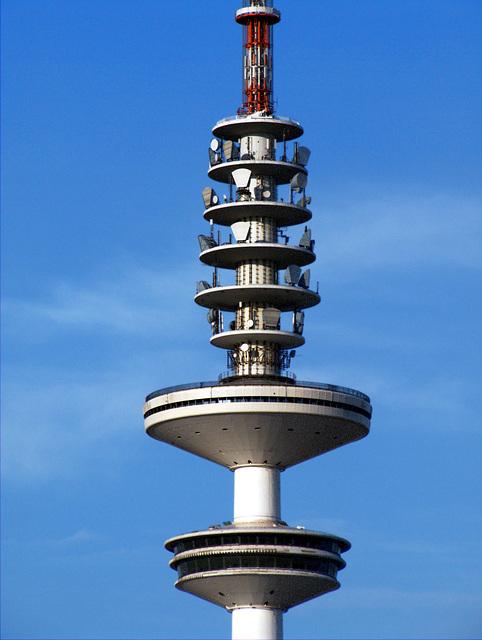 Television-tower of Hamburg
