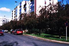 Beginning of Fall, Picture 20, Sidliste Haje, Prague, CZ, 2007