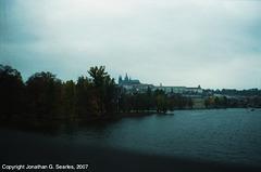 Fall Colors, Picture 2, Prague, CZ, 2007