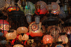 """Exotic Lamps"""