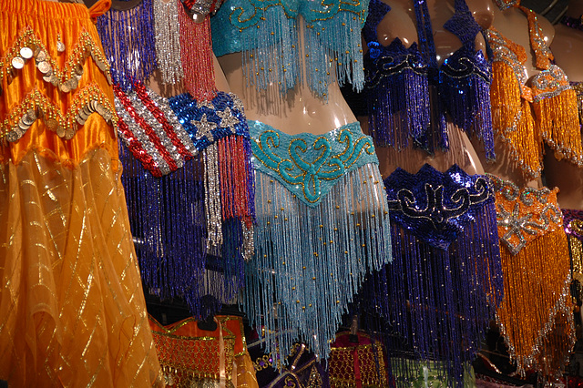 Belly Dance Equipment