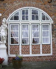 Fenster von 1609 im Kreis Stade