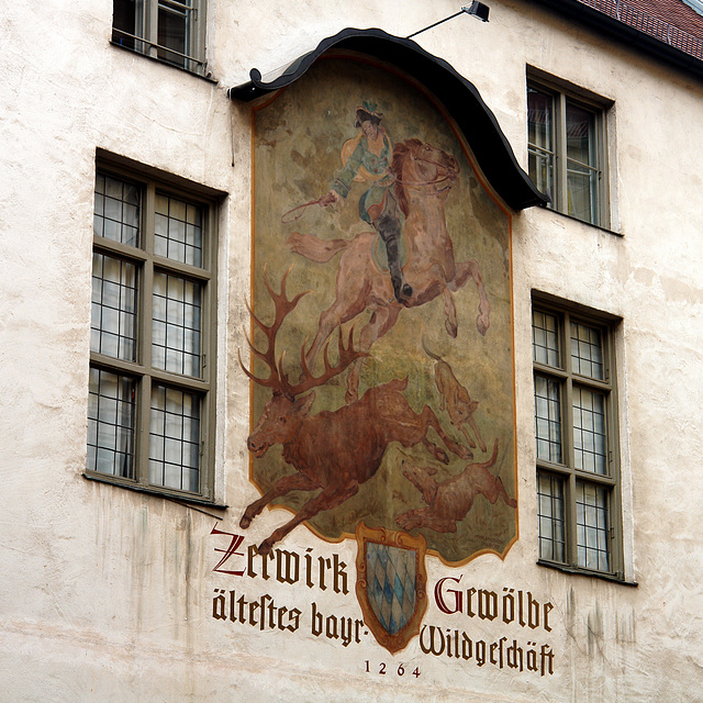 Munich - Zerwirkgewölbe