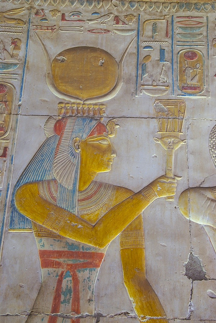 Hathor at Abydos