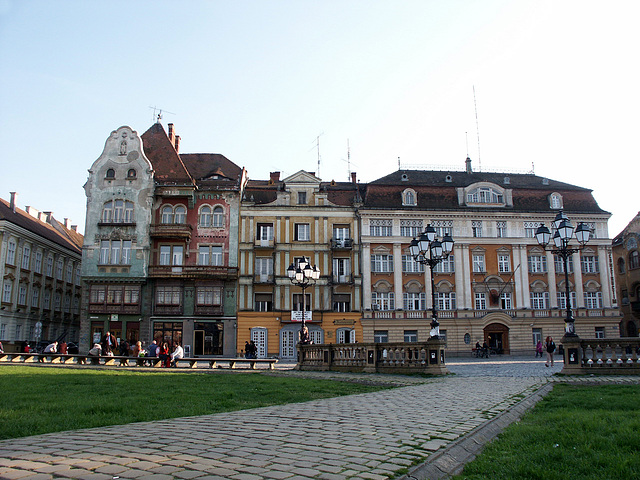 Casa Brück - Timisoara