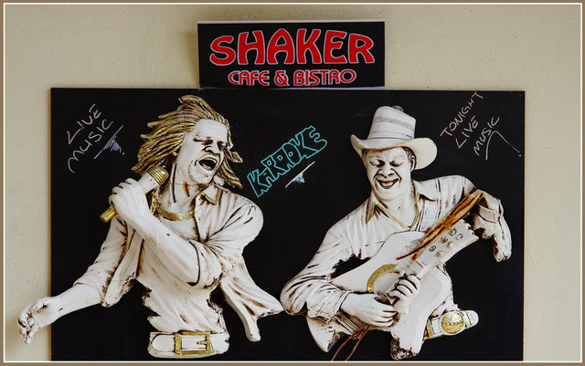 ... karaoke ...!