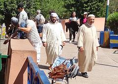 Agadir Einheimische